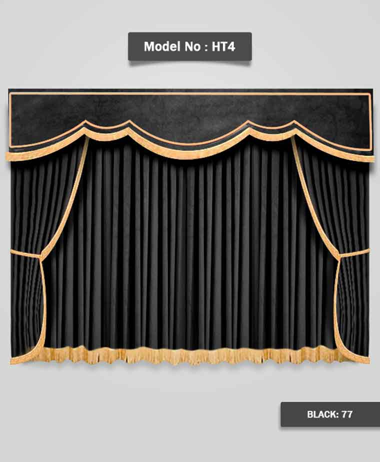 Home Theater Curtain Model HT4