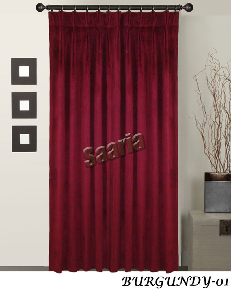 pinch detailed and affordable home drapes curtains pleat decor modern pleated installation