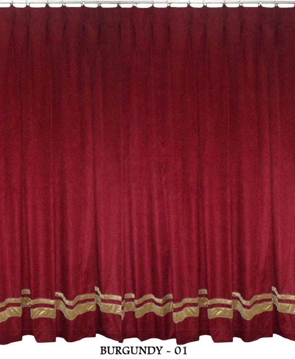 Velvet Drapes Amp Panels Home Decor Decorative Curtains